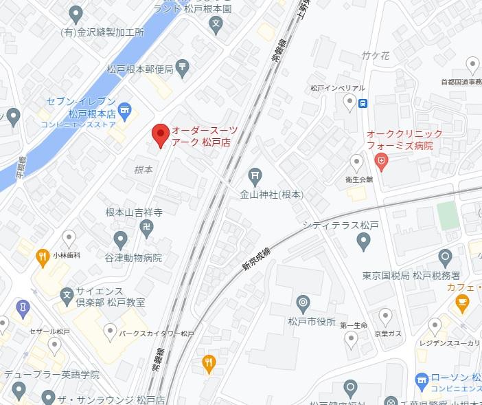 map松戸店